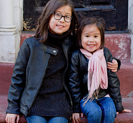 On Location: Sisters in NYC
